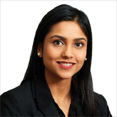 Aastha Tibrewala at W. P. Carey (WPC)